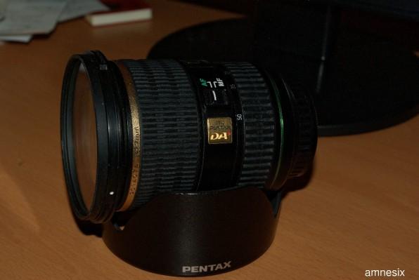 Pentax SMC-DA* 16-50mm 2,8