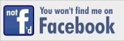 Non, je ne suis pas sur Facebook