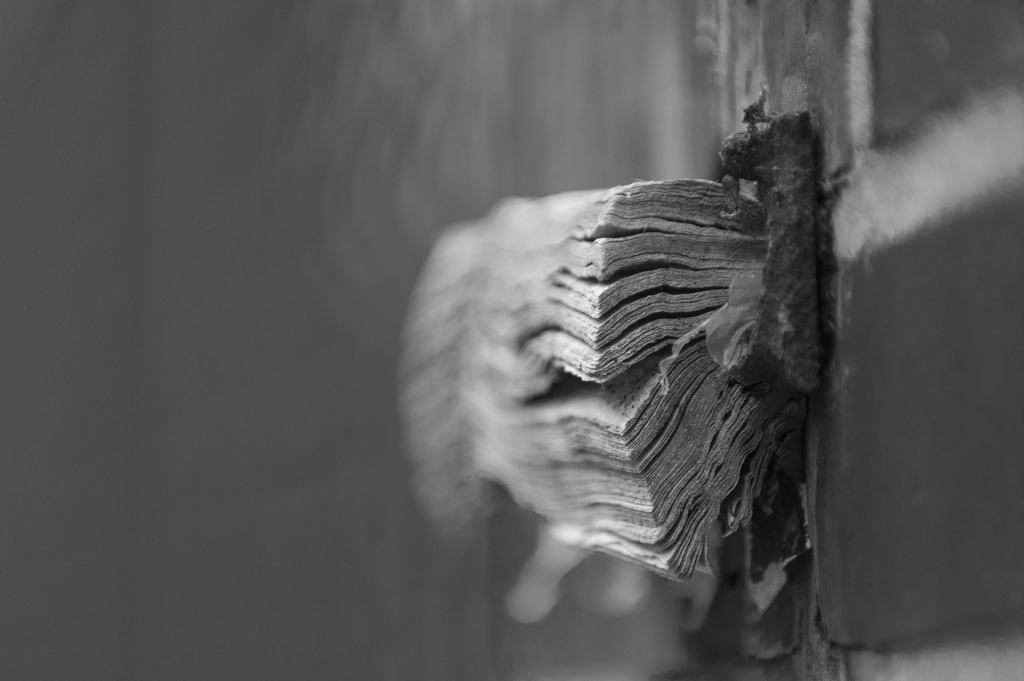 La boite à lettres du cimetière